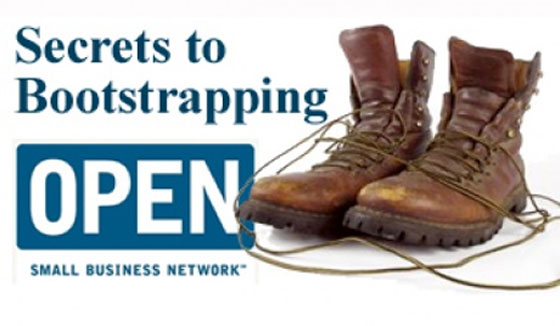 AMEX OpenForum Secrets to Bootstrapping (By Bootstrappers)