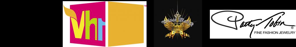 MTV, VH1, Prince Malik Records and Patty Tobin logos