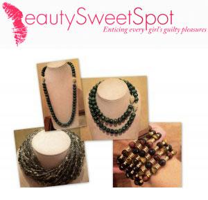 Beautysweetspot.com loves patty tobin jewelry