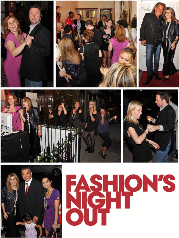 FNO 2011 at Patty Tobin NYC