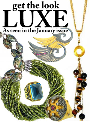 Get the Look - Luxe Jewels by Patty Tobin