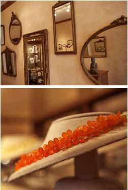 Patty Tobin Jewelry Made In New York 108 W. 17th Street New York NY