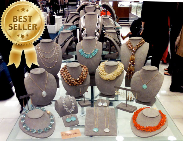 Patty Tobin jewelry at Bloomingdale's Trunk Show
