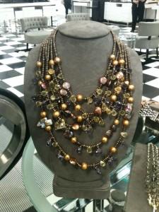 signature pearl and gem bibs