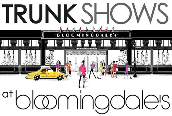 Bloomingdale's Short Hills Trunk Show with Patty Tobin