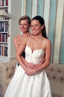Mother of the Bride jewelry by Patty Tobin