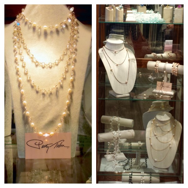 Patty Tobin jewelry at circles in albany