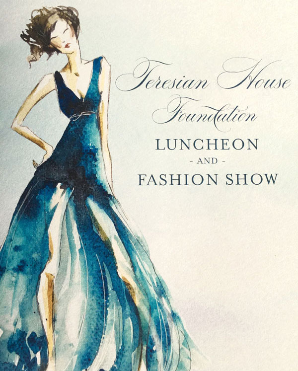Teresian House Fashion Show Fundraiser with Patty Tobin