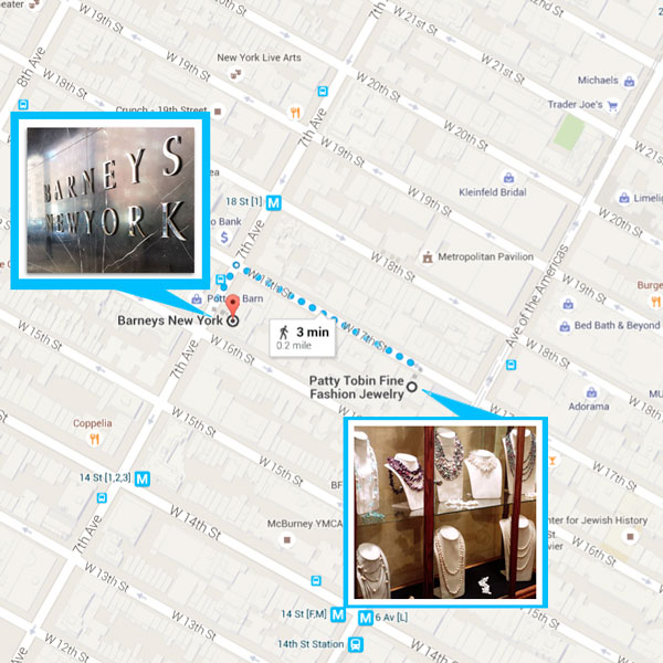 blog_comp_google maps_patty tobin to barneys chelsea BETTER WEB 600
