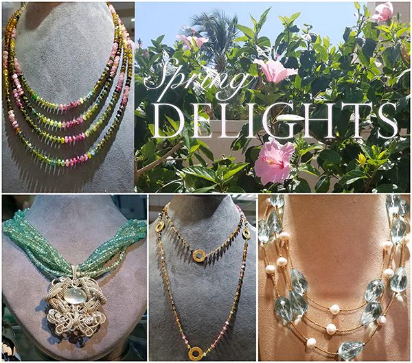 Patty Tobin Spring 2017 Jewelry
