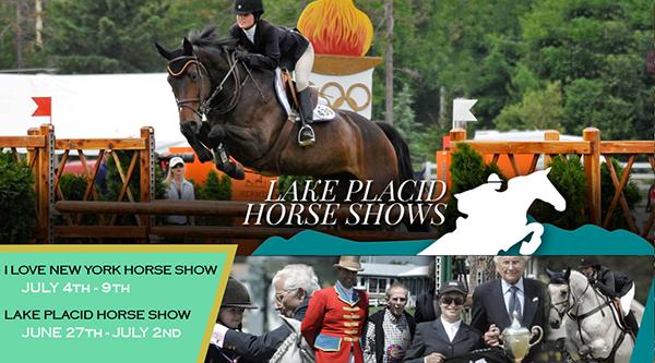 patty tobin, jewelry show, lake placid horse show, 2017