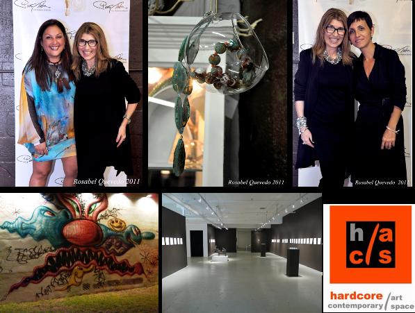 Patty Tobin Opens at the Hardcore Art Contemporary Space in Miami